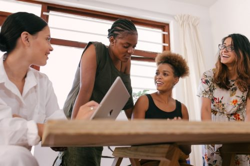 Building Workplace Culture While WFH